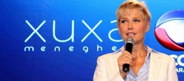 Xuxa surpreendeu com as novidades