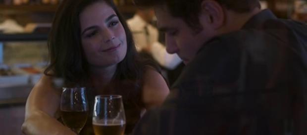 Yara e Ciro em 'A Lei do Amor' (Divulgação/Globo)