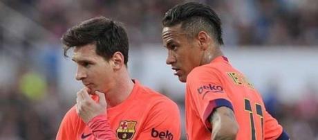 Messi e Neymar continuam a causar estragos nas balizas adversárias