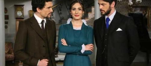 Hernando Il Segreto soap opera.