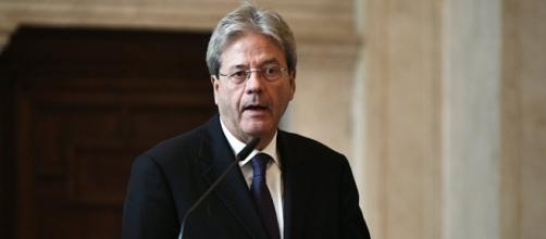 Il premier Paolo Gentiloni, primo contatto ufficiale con Donald Trump