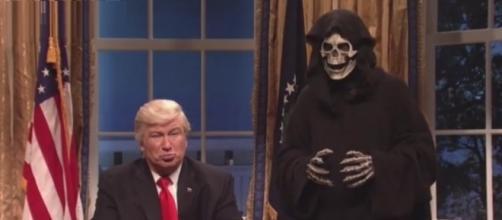 """Saturday Night Live"" on Donald Trump, via YouTube"