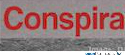 The true cost of conspiracy theories | openDemocracy - opendemocracy.net