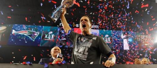 Tom Brady lanzó para 62 veces en el Super Bowl. CNN.com