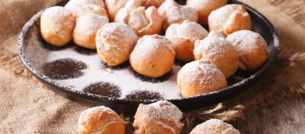 Castagnole al forno ricetta per Carnevale