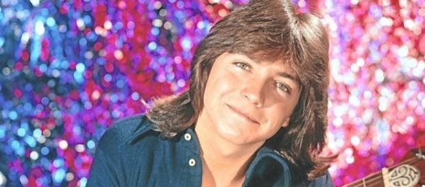 David Cassidy became a teen idol in the 70s