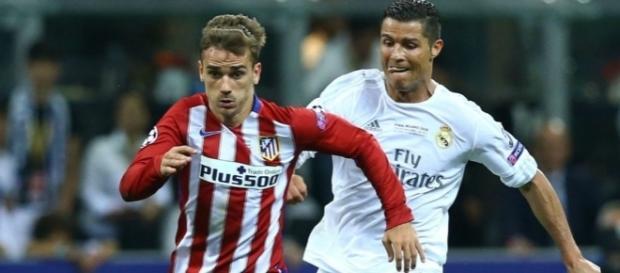 Euro 2016: Antoine Griezmann et Cristiano Ronaldo: si loin, si ... - gala.fr