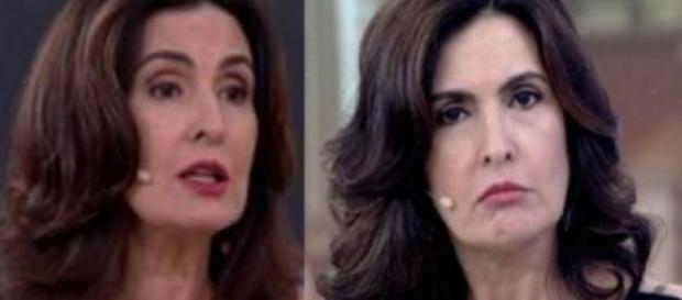 Fátima Bernardes mostra sua verdadeira face - Google