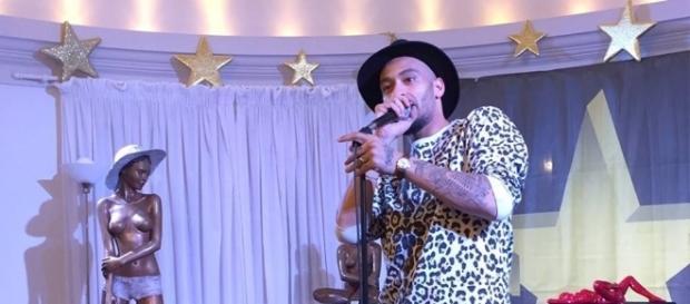 Kenny Ray al Sanremo Music Awards