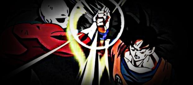 La batalla legendaria entre el guerrero