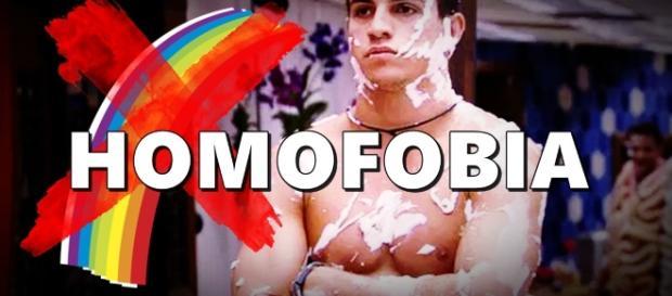 Manoel do BBB é acusado de homofobia