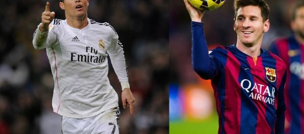 Messi vs. Ronaldo 2014-15: Hat Tricks & More Broken Records; But ... - latinpost.com