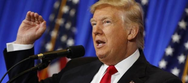 O presidente americano ameaçou cortar fundos se a universidade não permitisse liberdade de expressão