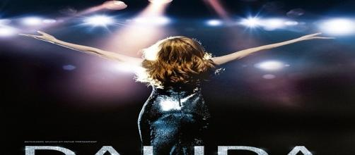 Dalida: un'immagine dal film su Rai 1