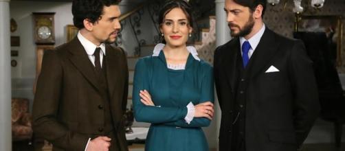 Elias, Camila ed Hernando Dos Casos