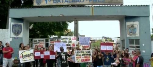 Greve da Polícia Militar no Espírito Santo deixa a população à mercê dos bandidos