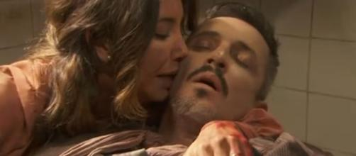 Il Segreto: Emilia e Alfonso soap