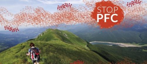 La campagna di greenpeace detox outdoor stop pfc (foto trekking.it)