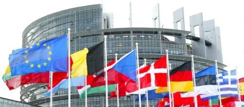 La sede del Parlamento europeo di Bruxelles