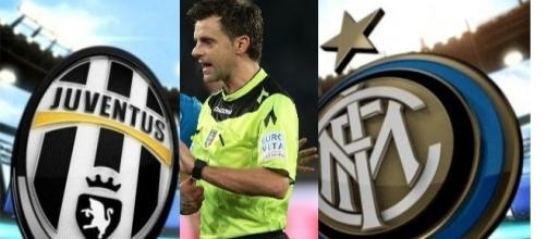 Polemiche arbitrali derby d'Italia Juventus-Inter