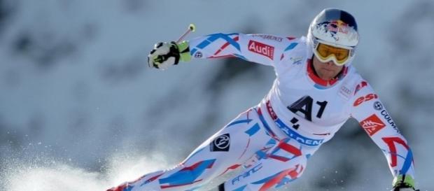 Alexis Pinturault vise une médaille d'or.