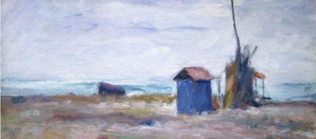 Ardengo Soffici,Tempo grigio al mare