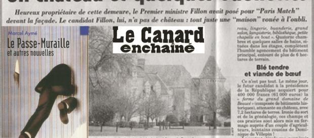 C'est dans le menu du détail que François Fillon a exposé la plus-value de sa maison en quatre ans : cent mille euros ! Un argument de passe-muraille