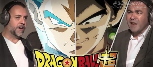 DBS: Confirmado el doblaje latino, Mario Castañeda daría vida ha Black Goku