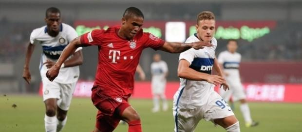 Douglas Costa sinaliza vontade de deixar o Bayern de Munique