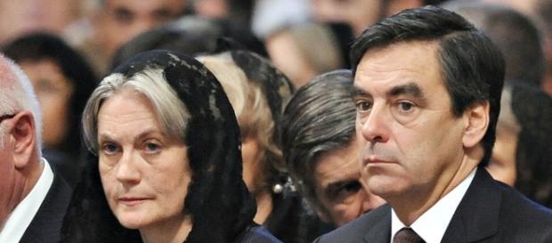 Francois et Penelope Fillon 2017