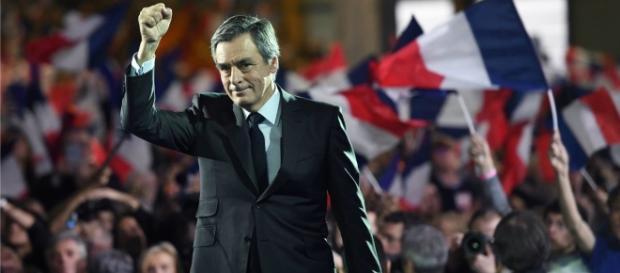 Francois Fillon evenement 2017