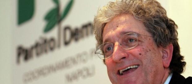 Il viceministro dell'Economia Enrico Morando.
