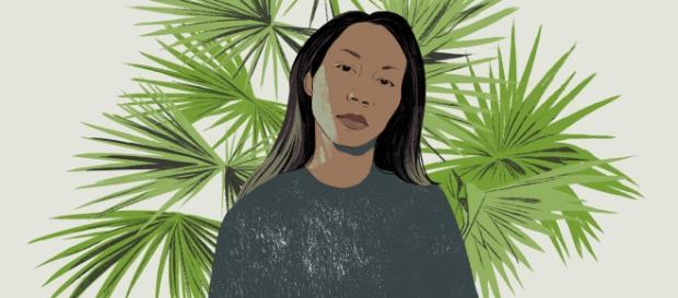 """Jessica """"Lisha"""" Srin (Arte de Angelina Alzona)"""
