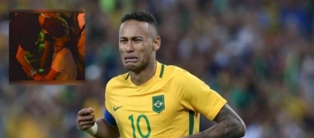Neymar afirma que foi traído por alguém próximo