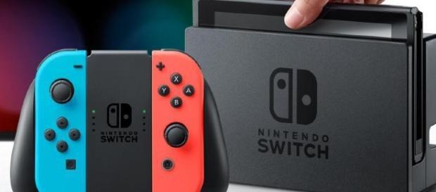 Nintendos neueste Konsole: die Nintendo Switch