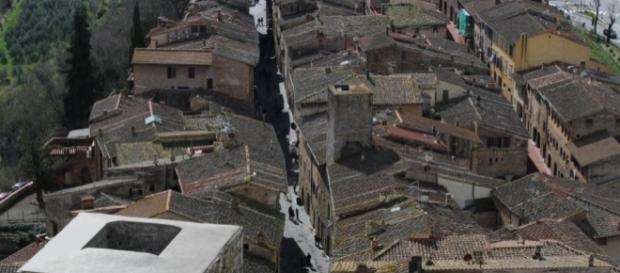 San Gimignano Toscana @annibelleph