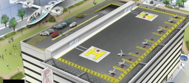 Uber Hires Veteran NASA Engineer to Develop Flying Cars - Bloomberg - bloomberg.com