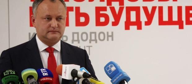 Who is Igor Dodon, the new Socialist president of Moldova?