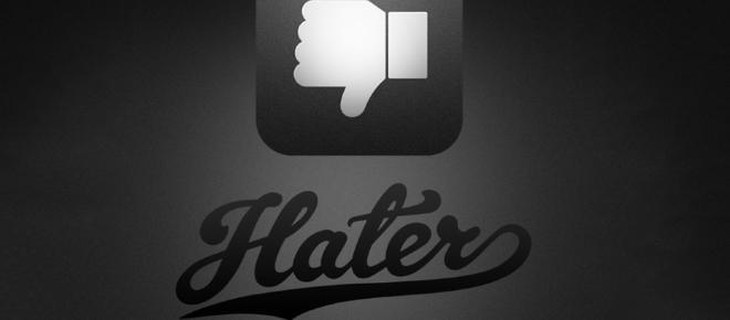 Hass, der verbindet und das sogar digital