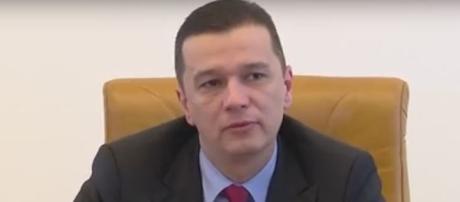 Sorin Grindeanu, en el poder desde el pasado 4 de enero