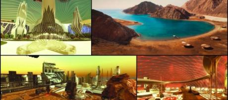 UAE To Build 'First City On Mars By 2117' - vishwagujarat.com