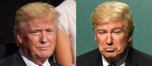 Alec Baldwin from SNL's Best Hillary Clinton & Donald Trump ... - eonline.com