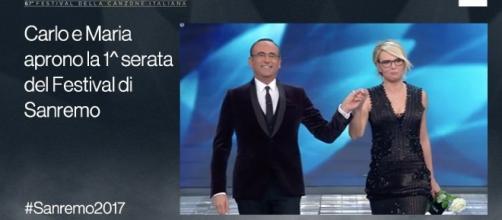 La prima serata di Sanremo 2017 supera il 50% di share