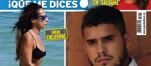 María Patiño luce cuerpazo en Canarias.