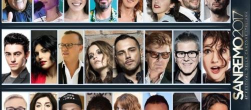 Recensione dei pezzi dei primi 5 artisti presenti a Sanremo 2017