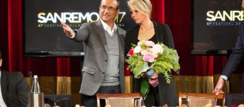 Sanremo 2017, programma e film contro il Festival