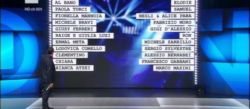 Sanremo 2017 repliche tv e streaming