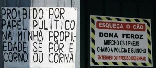 Situações em que os brasileiros ficam sem paciência