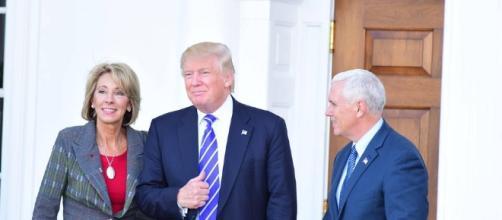 Trump Picks School-Choice Advocate Betsy DeVos for Education ... - wsj.com