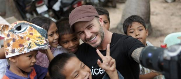 7: The David Beckham UNICEF Fund - 7.org